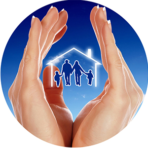 CIRC manos y casa