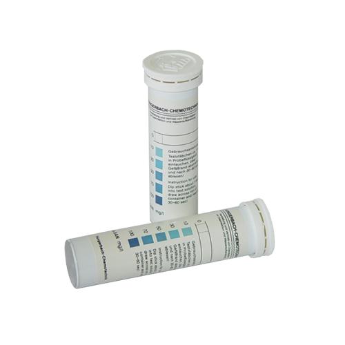 test de peroxido para piscinas y jacuzzi