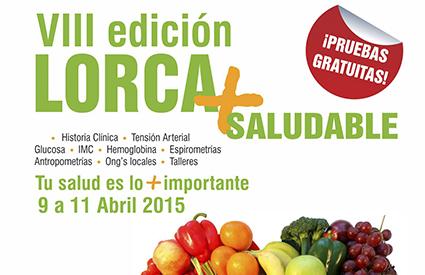 Lorca + Saludable